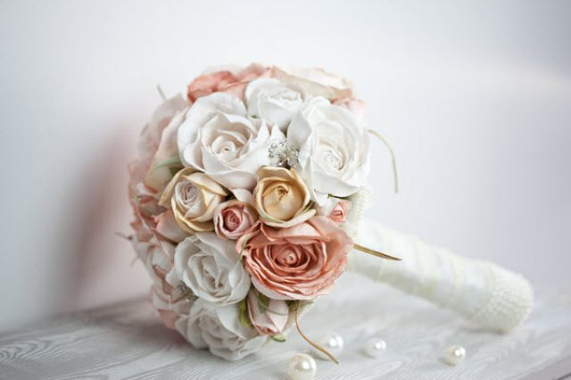 Touch of Flowers on Your Wedding Day